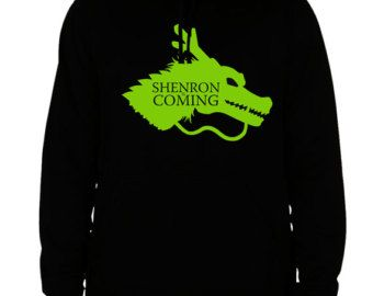 Dragon Ball Z Hoodie Dragon Ball Sweatshirt Game Of Thrones Goku