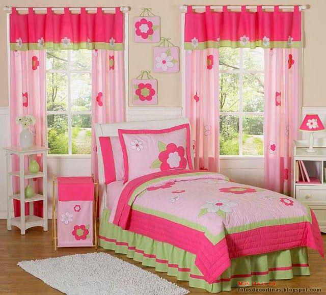 CORTINAS INFANTILES   modelos de cortinas   Pinterest   Cortinas ...