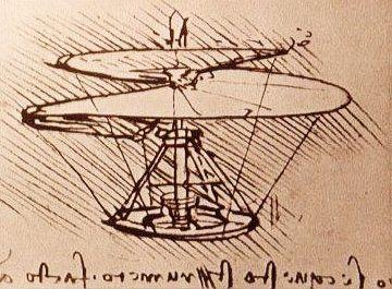 The History Of The Future In 10 Images Da Vinci Inventions Leonardo Da Vinci Vinci