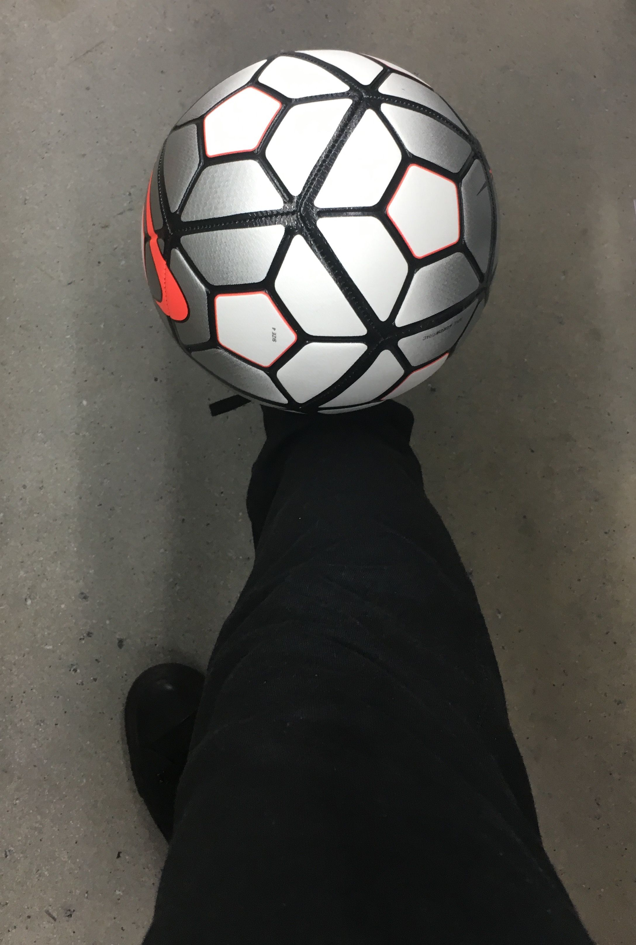 how to juggle a soccer ball better