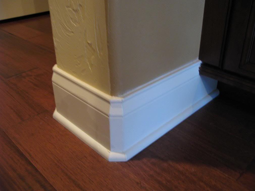 Shoe mold vs quarter round google search home decor for Hardwood floors quarter round
