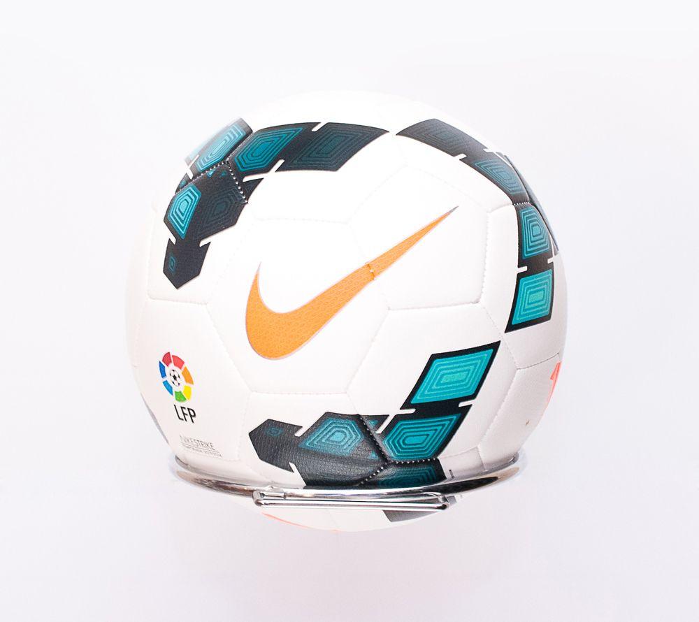 21,95€ - NIKE Strike LFP 2013/2014 - Tiendas MEGASPORT - #nike #nikeball #ball #nikestrike #strike #nikestrikelfp #futbolespaña #futbolespana #lfp #pelota #balón #balon #futbol