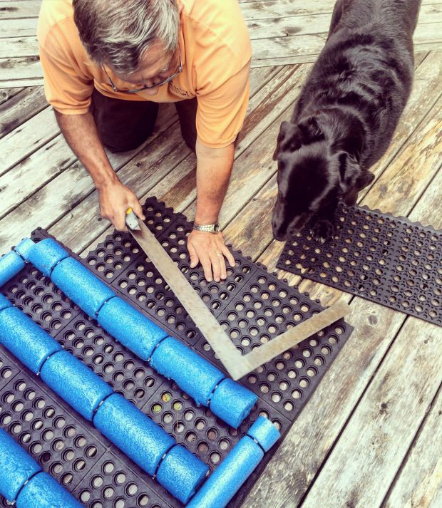Diy Dock Boat Ramp For Dogs Dog Ramp For Stairs Dog Ramp Dog Stairs