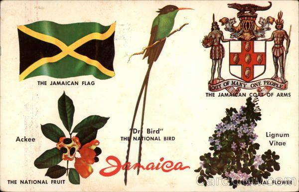 Jamaican Symbols Jamaican Art Jamaican Tattoos Jamaica History