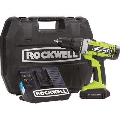 Rockwell Drill Set
