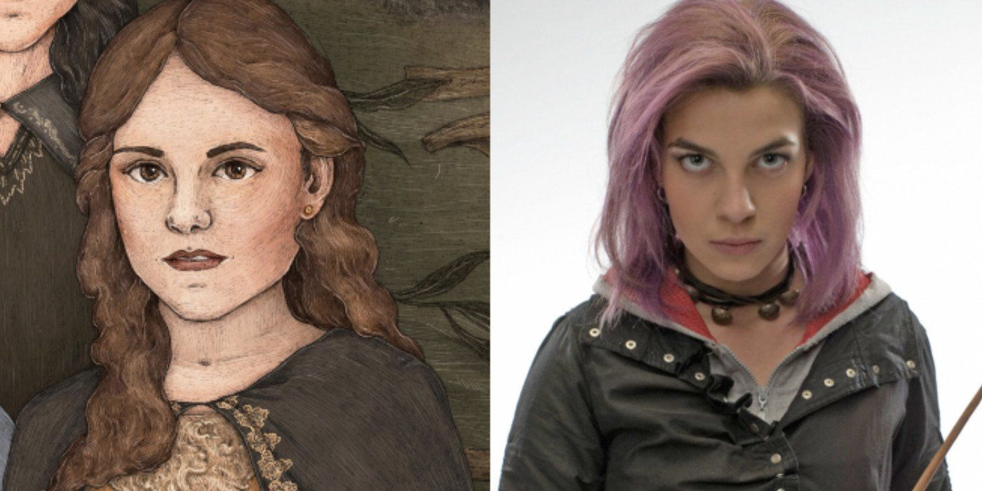 Harry Potter 10 Things You Never Knew About Andromeda Tonks Harry Potter Harry Potter More Harry