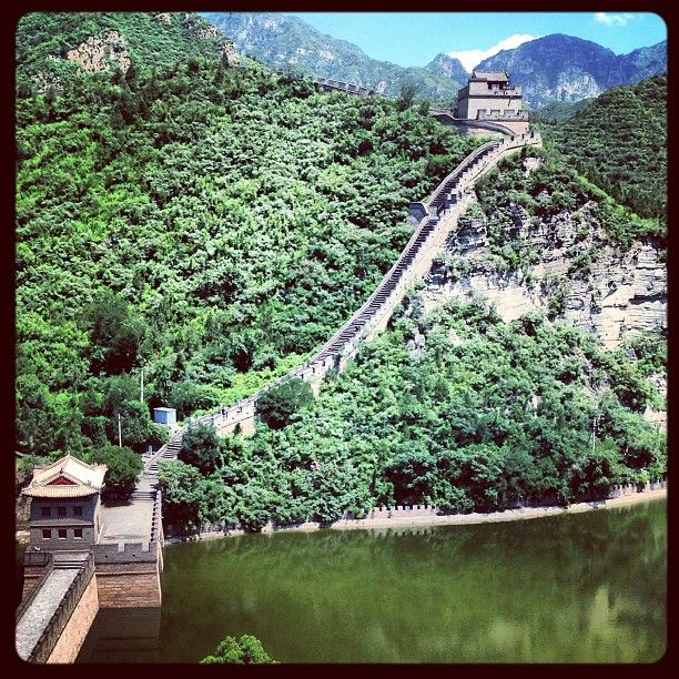 Great Wall of China. Photo by blueprinteffects