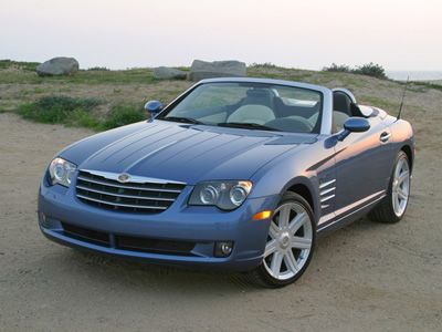Pin By Sangam Auto Body Ltd On Cars Chrysler Crossfire Chrysler
