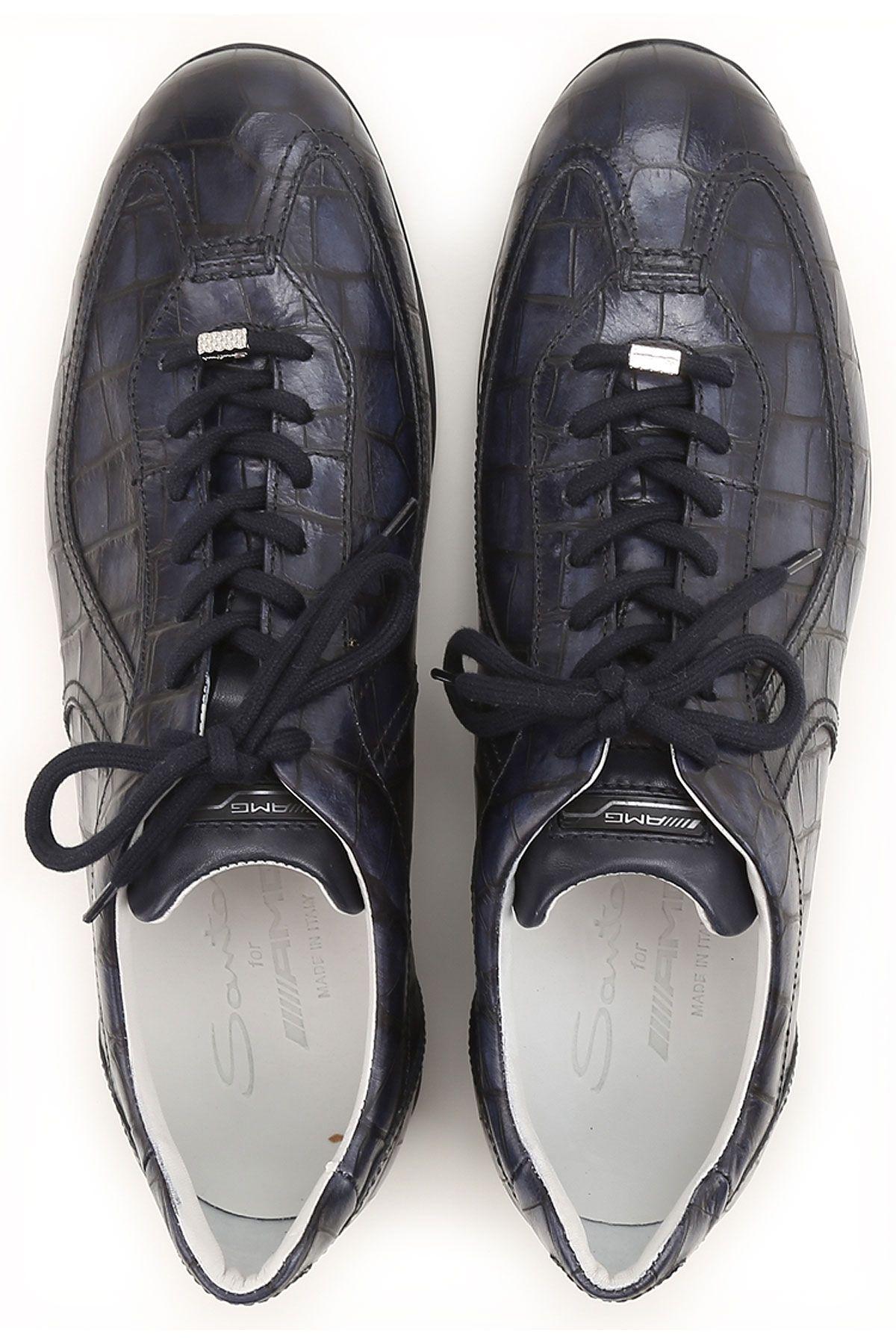 da70492b02130 SANTONI Chaussures Homme   croco   Chaussures homme, Chaussure et ...