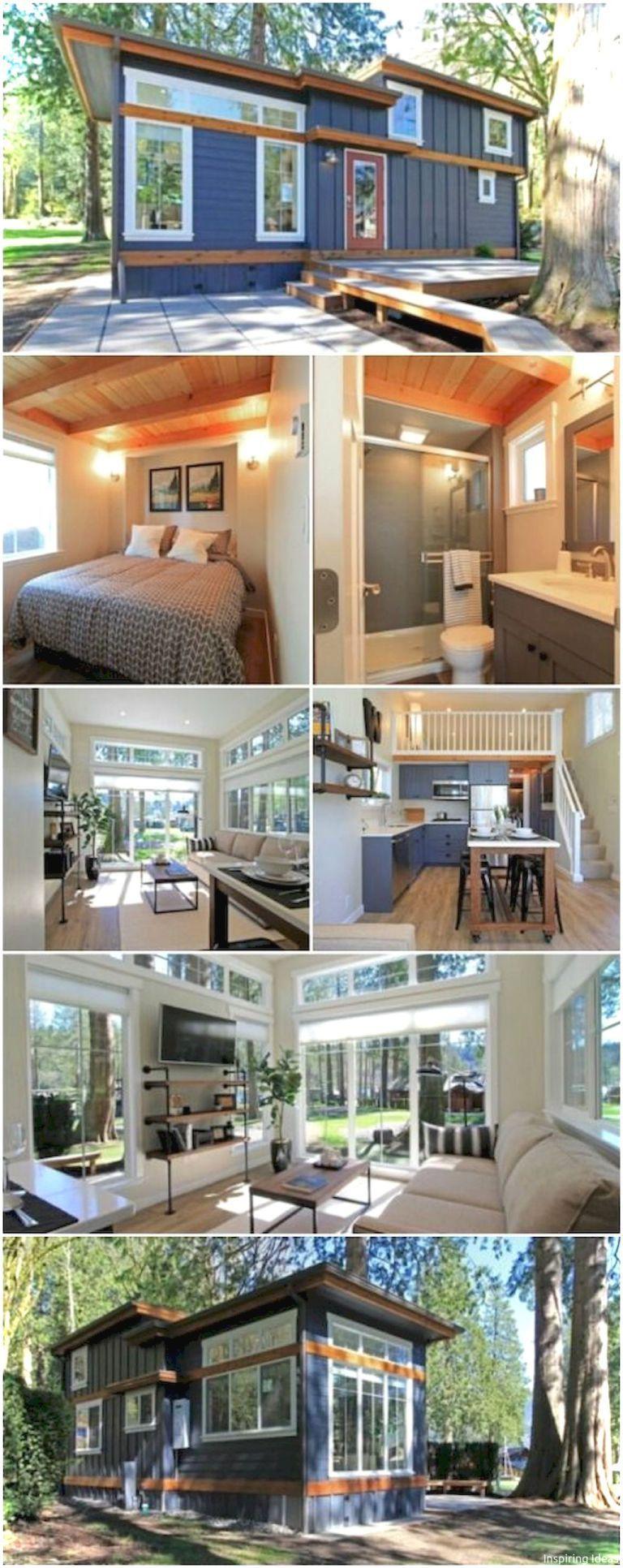 53 awesome tiny house interior ideas 53