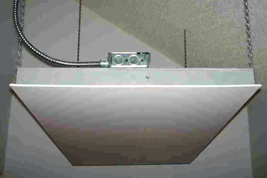 Sustainable And Environment Friendly Radiant Ceiling Heat In 2020 Radiant Heat Heating Systems Ceiling