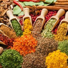Use Ervas e Especiarias e evite o Sal
