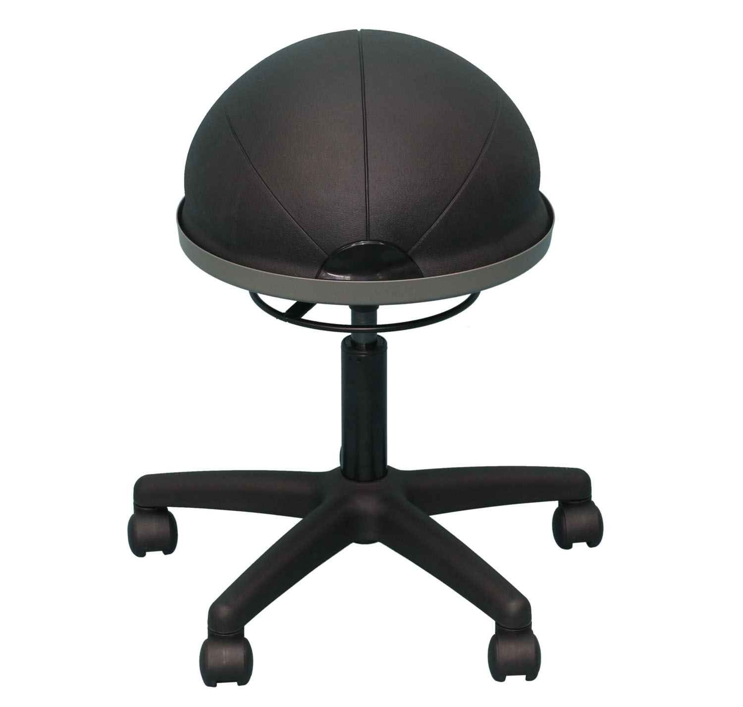 fice ergonomic swivel ball chair studio finds