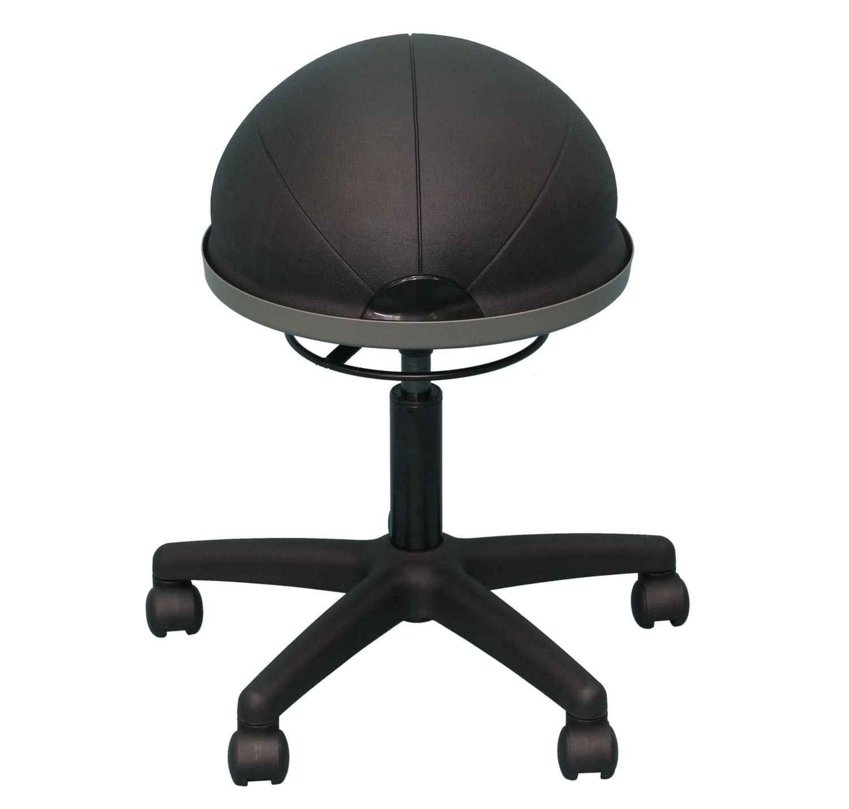 Office ergonomic swivel ball chair | Ball chair, Comfortable ...