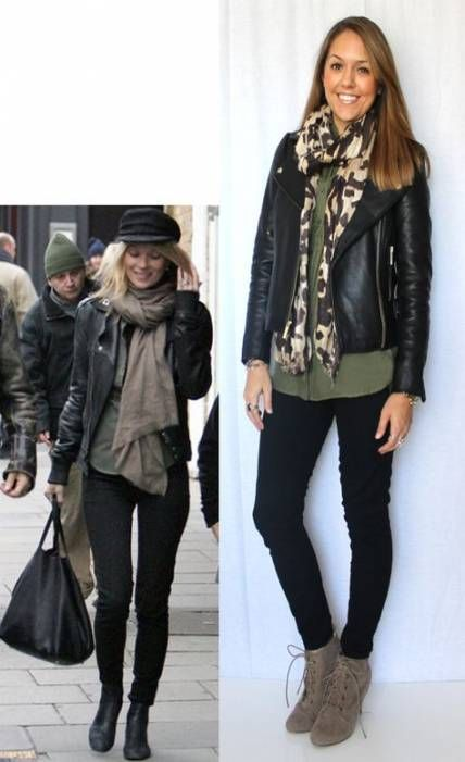 33+ Ideas Boots Outfit Moto Black Leather Jackets #leatherjacketoutfit