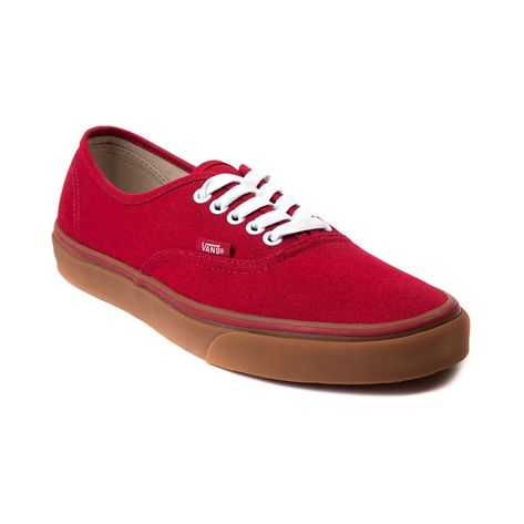 10c429aae827 Shop for Vans Authentic Skate Shoe in Red Gum at Shi by Journeys. Shop  today for the hottest brands in womens shoes at Journeys.com.