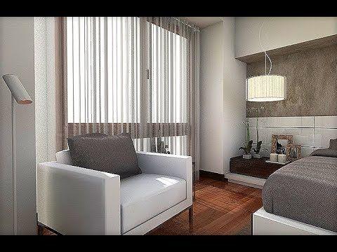 Diseo Interior Dormitorio matrimonio 18 m2 DISEOS DE