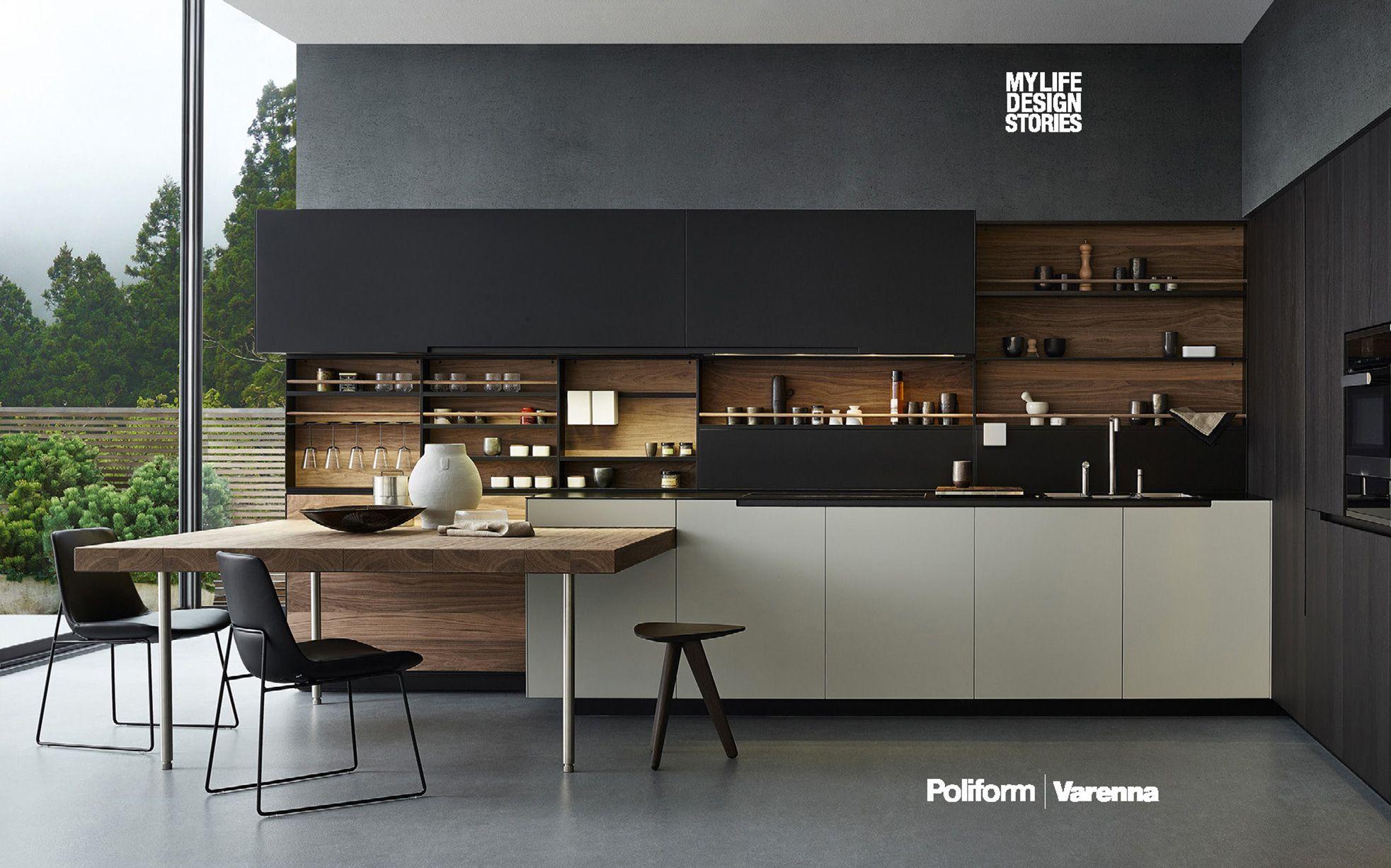 poliform varenna cucine - Google Search   villa inspiration   Pinterest
