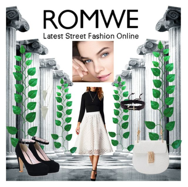 """""""Romwe II/9"""" by m-sisic ❤ liked on Polyvore"""