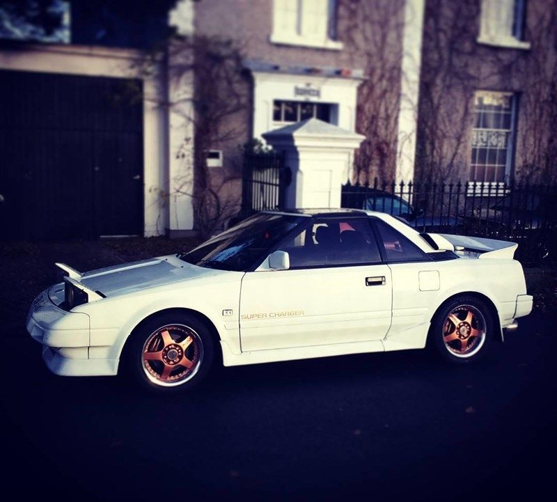 1988 Toyota Mr2 Supercharger for Sale | Classic Cars for Sale UK ...
