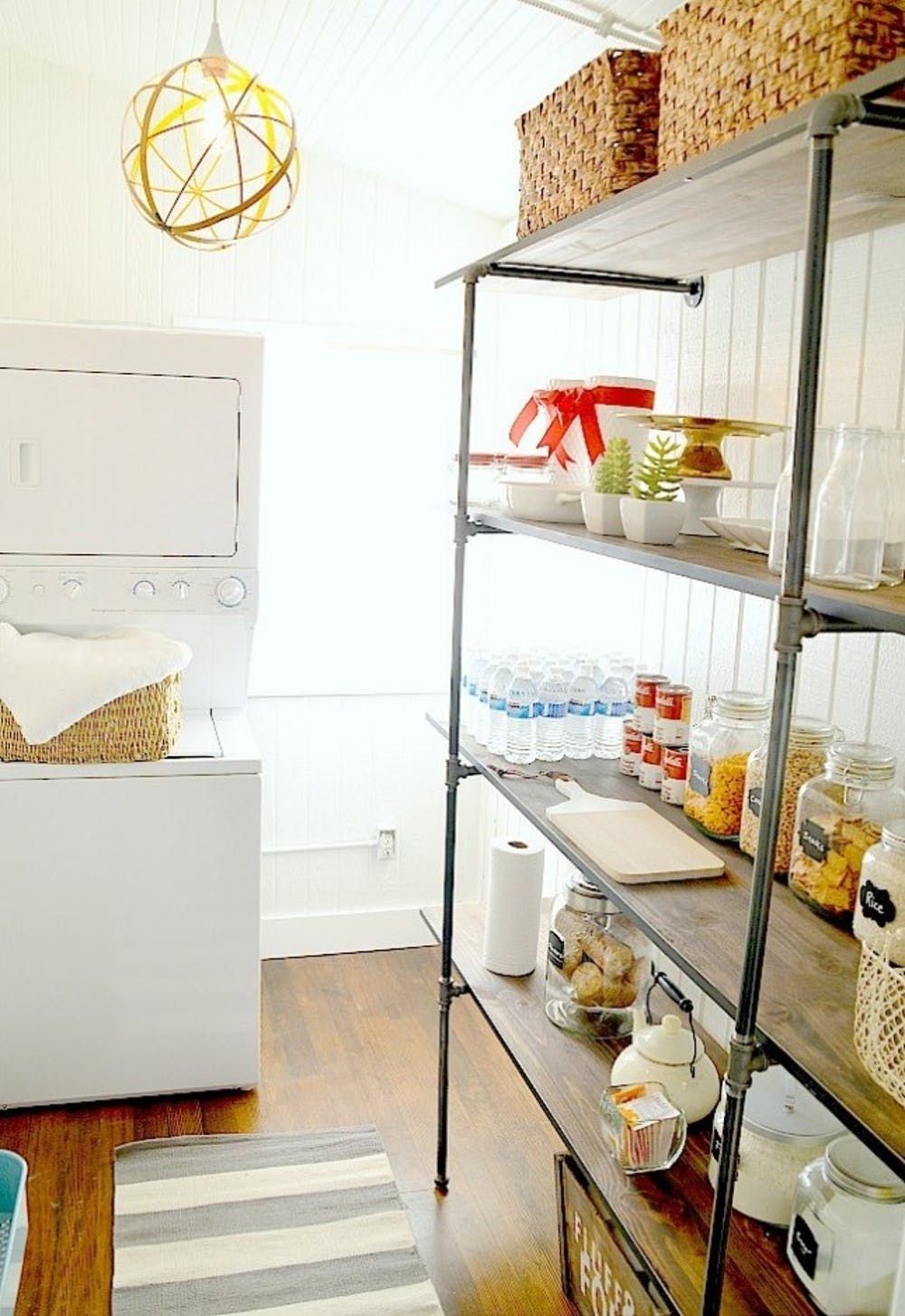 13 laundry room makeovers that will actually amaze you on attractive garage storages ideas to organize your garage get these few tips id=52135