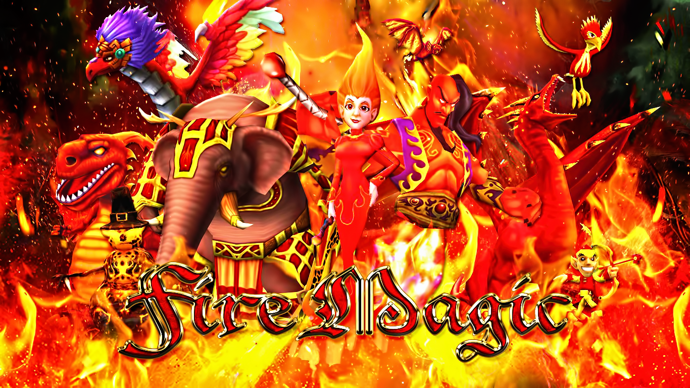 Fire Magic Wizard 101 Pinterest Wizard101 Wallpaper And Games