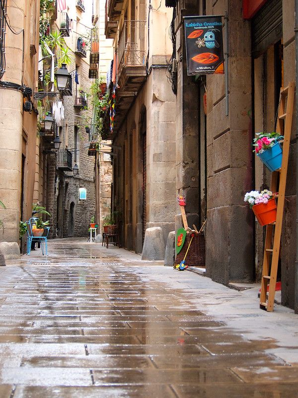 How I Fell in Love with Barcelona