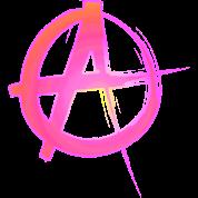 Ultraviolet Anarchy Symbol Png 178 178 Anarchy Symbol Ultra Violet Anarchy
