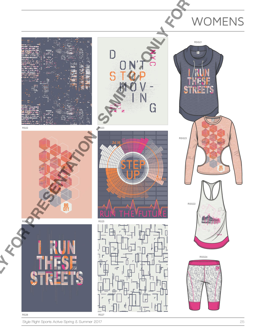 Style Right Sportsactive Trendbook- Activewear S/S 2020 in ...