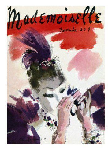 18. Mademoiselle November 1935