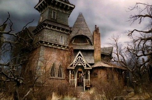 House From A Tale Of Unfortunate Events Count Olaf