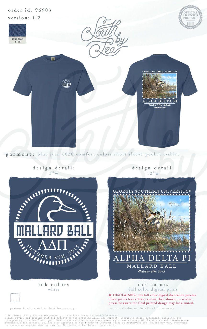 Mallard Ball Alpha Delta Pi Adpi Lexington Kentucky Formal