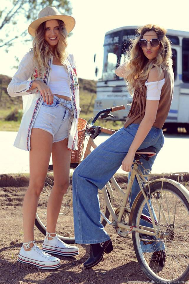 86d1469d2c2 Moda y Tendencias en Buenos Aires   CENIZAS LOOKS DE MODA VERANO 2016   VESTIDOS