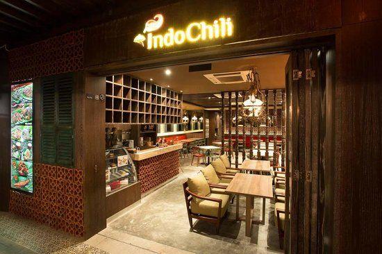 Indochili Halal Indonesian Restaurant Singapore Restaurantanmeldelser Tripadvisor Singapore Melaka Restaurant