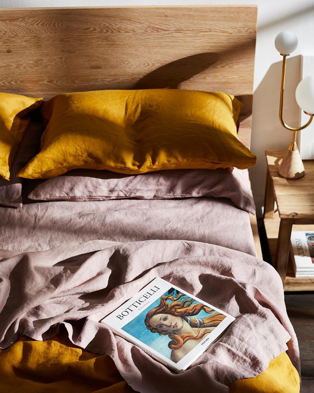 Gift Guide Bed Linen Sets Linen Bed Sheets Linen Bedding