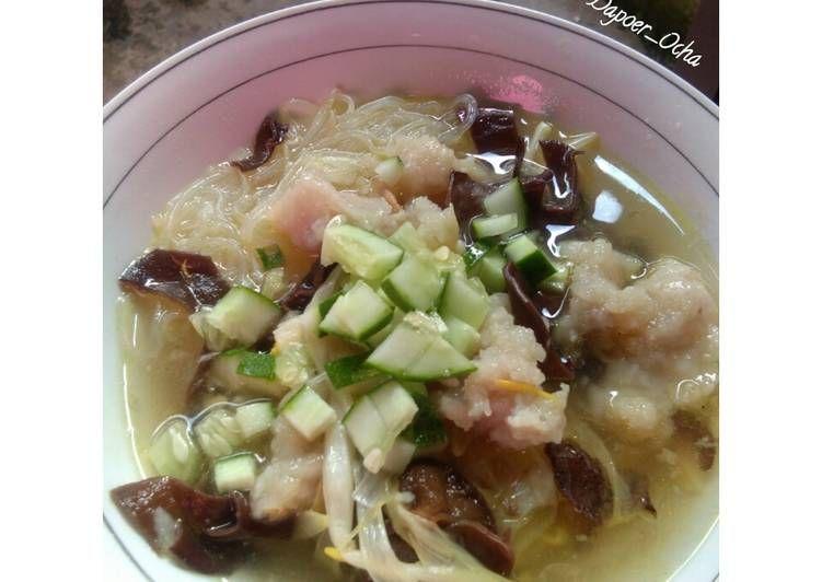 Resep Tekwan Palembang Oleh Arl S Kitchen Resep Makanan Resep Masakan Resep