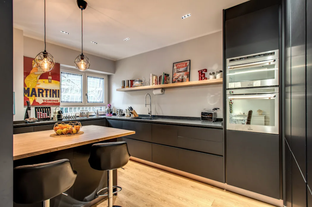 Cavalese Cucina Moderna Di Mob Architects Moderno In 2020 Home Decor Kitchen Home