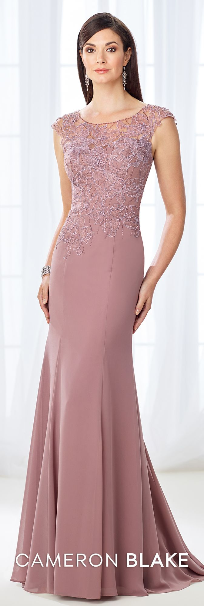 Cameron Blake - Evening Dresses - 118667 | Vestidos madre del novio ...