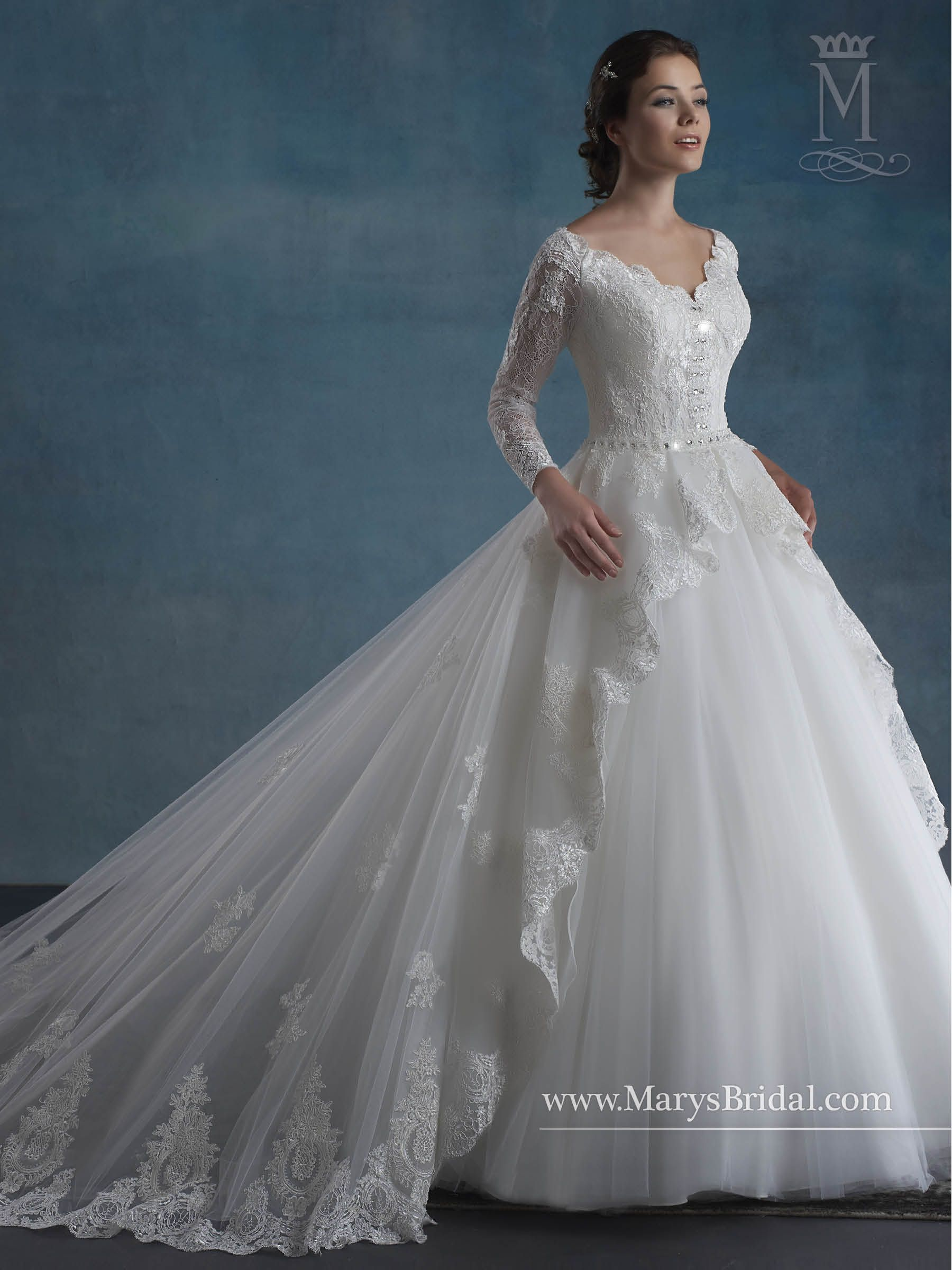 Collection: Bridal Gowns - Unspoken Romance STYLE: S17-6531 ...