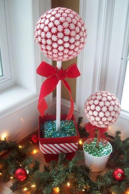 10 DIY Christmas Decoration Ideas « Crafts « Marvelous Mommy - christmas decorating ideas