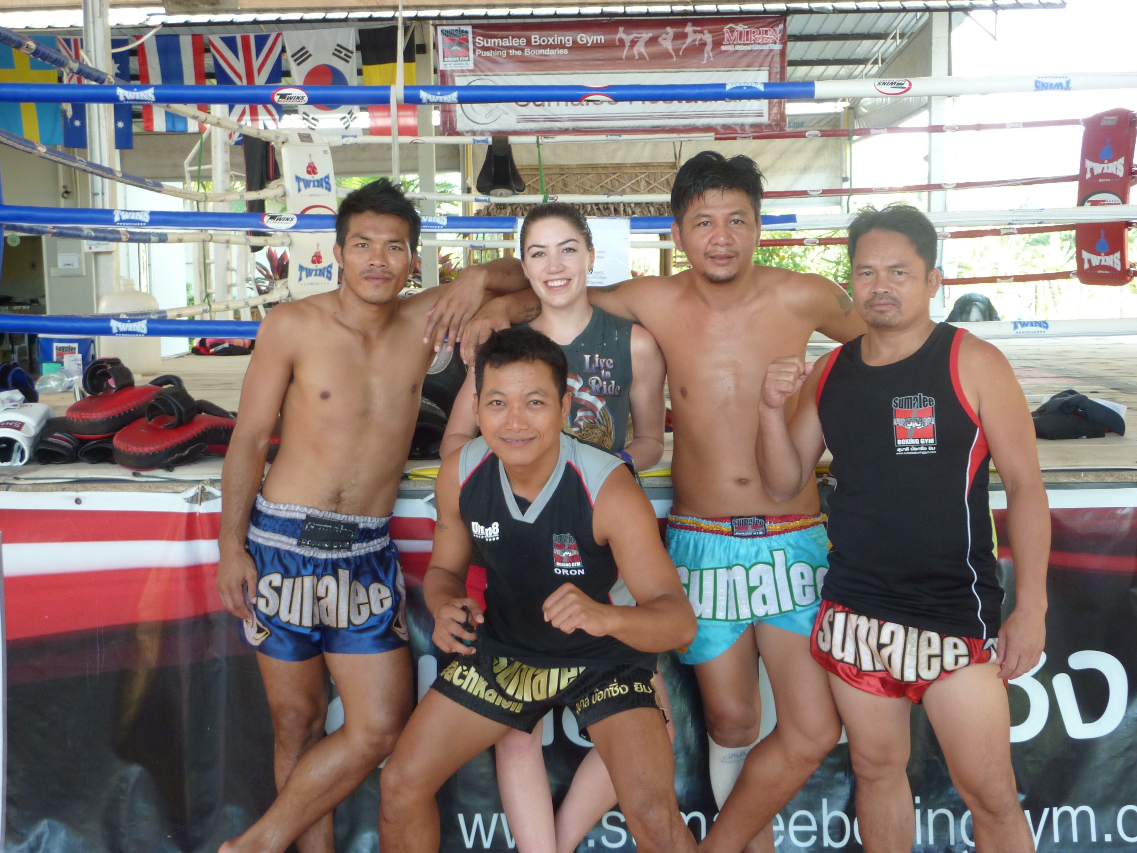 Phuket sumalee boxing gym boxing gym muay thai phuket
