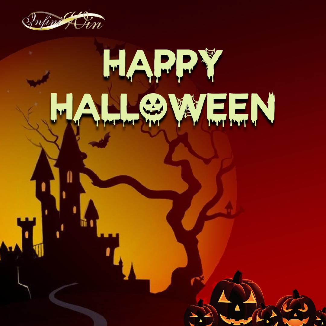 Happy Halloween 2019 to all Infiniw1n members! 🎃 祝各位万圣节快乐