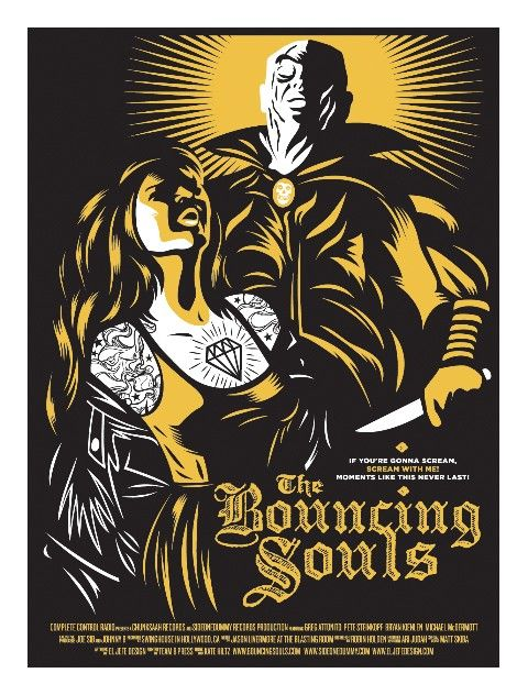 The Bouncing Souls - El Jefe