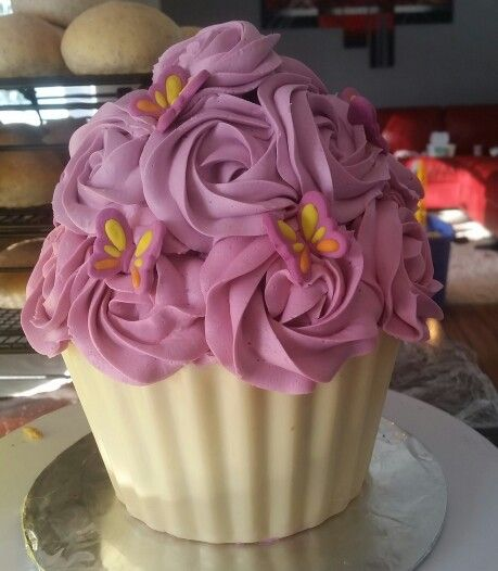 Big Cupcake Treat