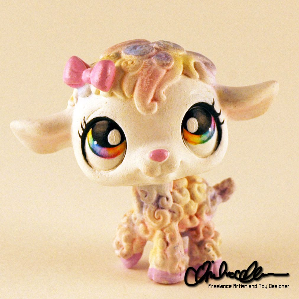 lps pastel costoms - Google Search