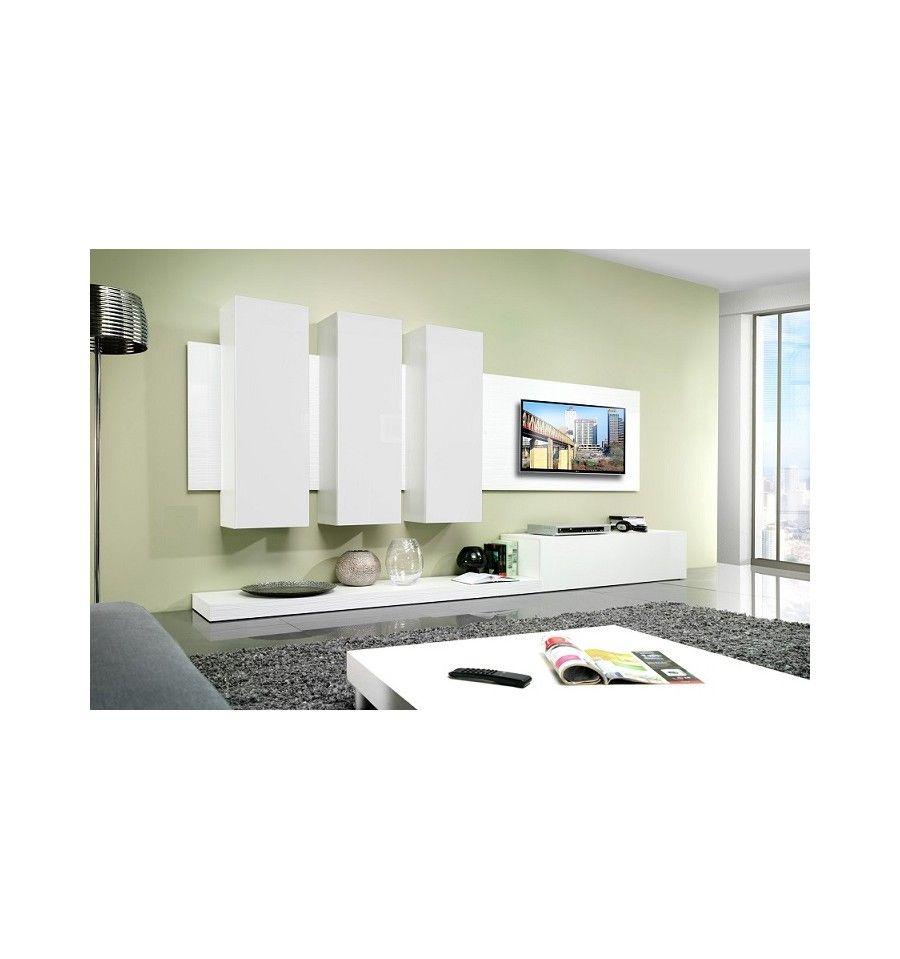 Ensemble Meuble Tv Life D Coration S Jour Mur Tv Pinterest  # Meuble Tv Plaque Au Mur