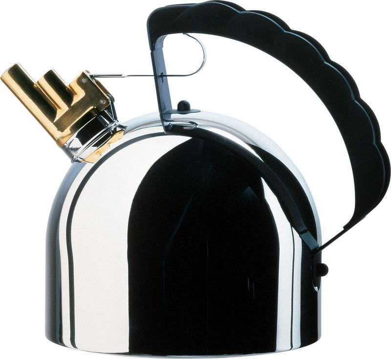 9091 Kettle Alessi Designed To Play B And E Chords When It Boils