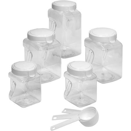 Home Plastic Canisters Canister Sets Snapware