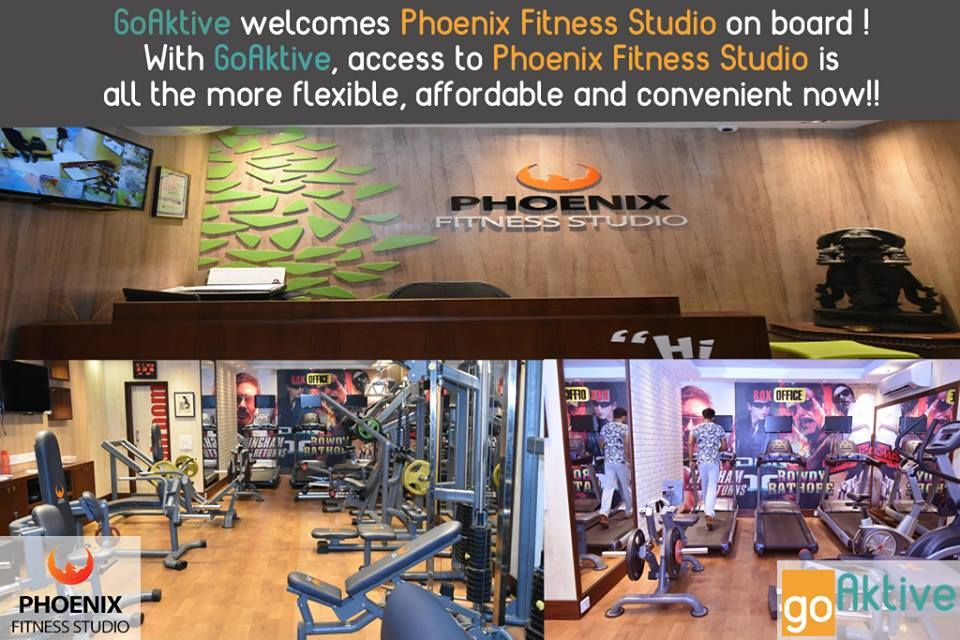 Welcome On Board Phoenix Fitness Studio Goaktive Wish You All The Success Fitness Studio Functional Training Spin Studio