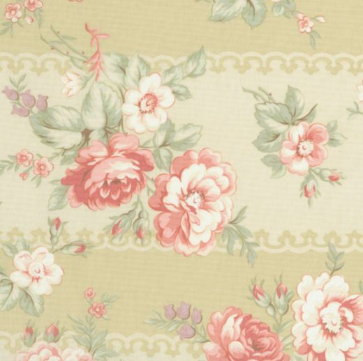 Somerset Cottage - Borders - Robyn Pandolph-Somerset Cottage, somerset cottage  fabric, patchwork fabric Gold Coast, dress  fabric, bag fabric, fabrics4u2, tweed heads material store, palm beach fabric shop, kazzalblue, vintage like fabric